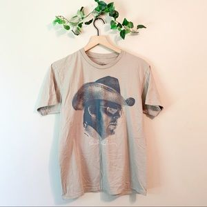 Paul McCartney Artist Band Tee Vintage Inspired